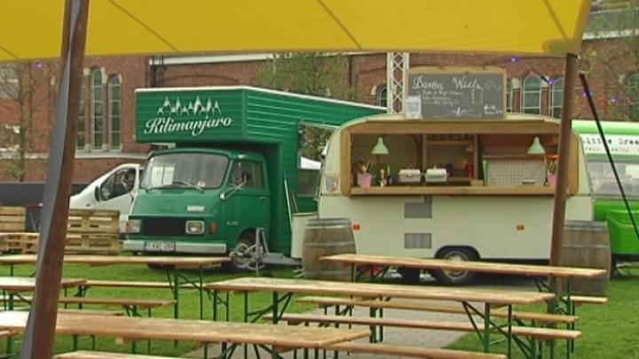 Lekker Food Truck Festival in Turnhout