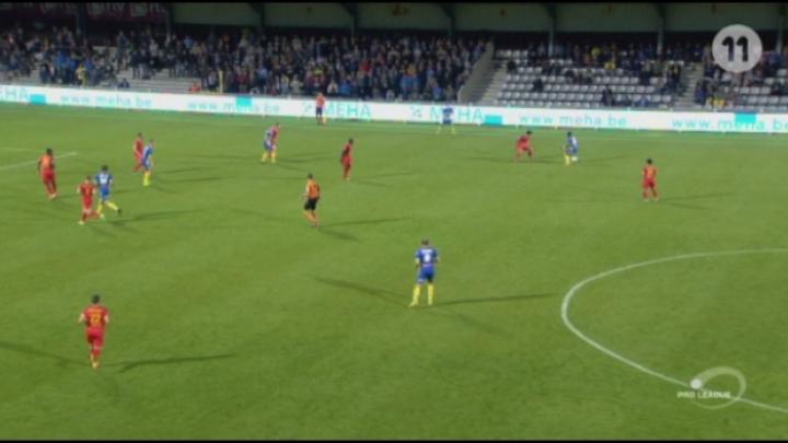 Westerlo - Tubeke: 1-1
