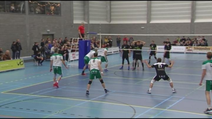 Noorderkempen en Achel vechten topper uit in het volleybal