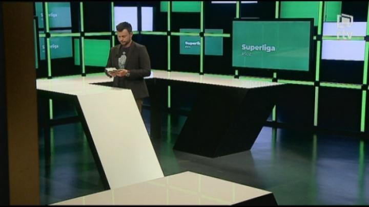 Superliga speeldag 29