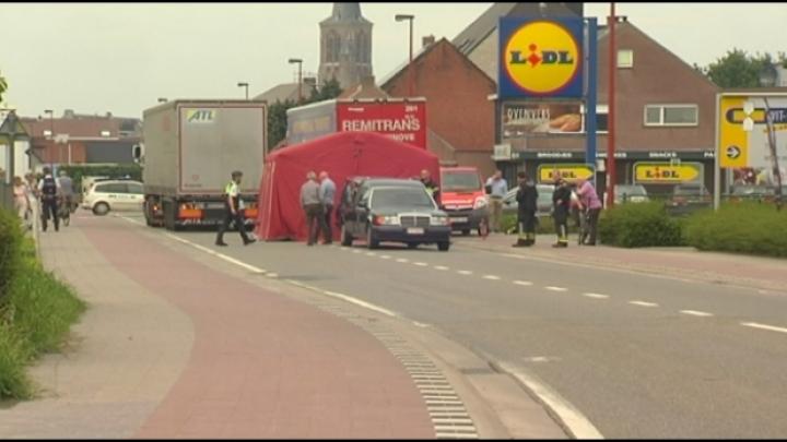 79-jarige vrouw komt om bij aanrijding in Rijkevorsel