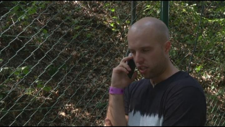 DJ Que9 speelt het dak eraf in de Rave Cave op Tomorrowland