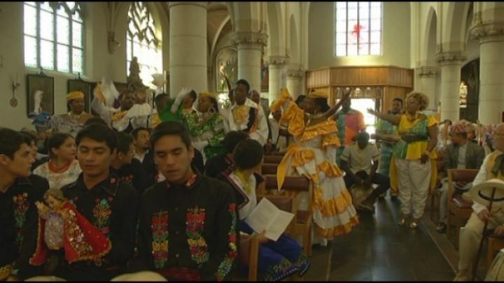Cultuur troef tijdens misviering Bonheiddansfestival