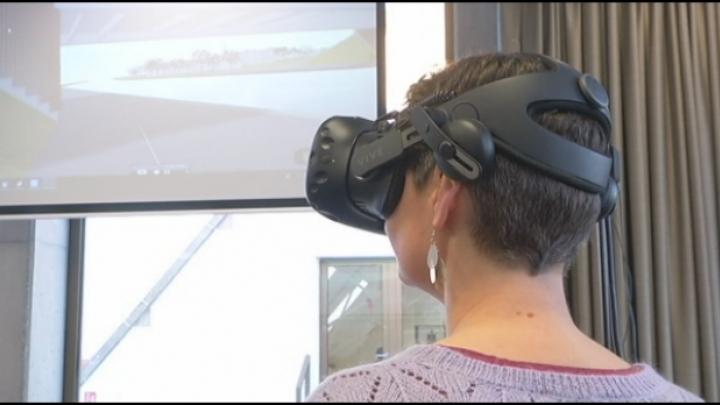 Nieuwe brug Nijlen-Ranst voorgesteld door VR-bril