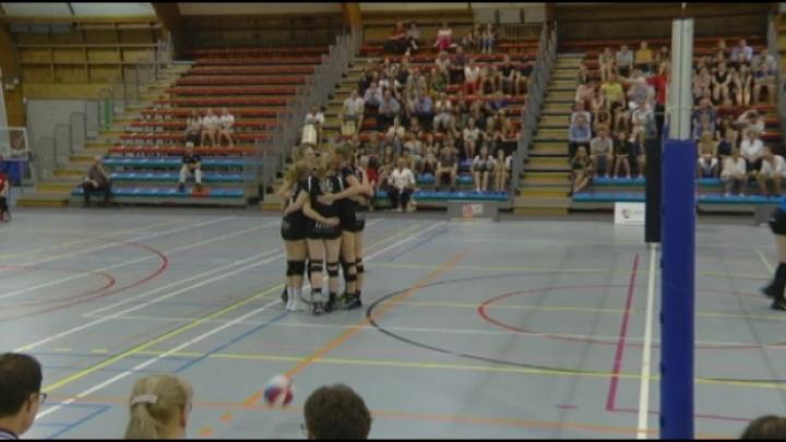 Volleyvrouwen van Beerse verliezen finale Beker van Antwerpen