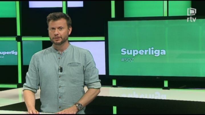 Superliga eindronde speeldag 2