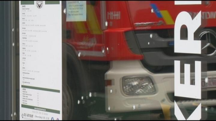 """Slachtoffers granaataanval: """"Dit verwacht je niet in Willebroek"""""""