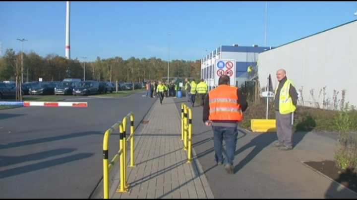 70 arbeiders Aurubis technisch werkloos na ingestorte rolbrug
