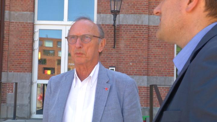 Burgemeester Boogaerts na hartoperatie terug aan de slag