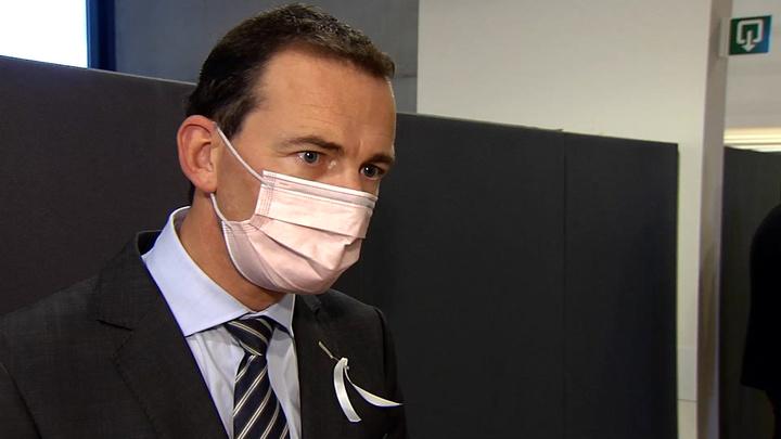 Wouter Beke wil niet verplicht vaccineren