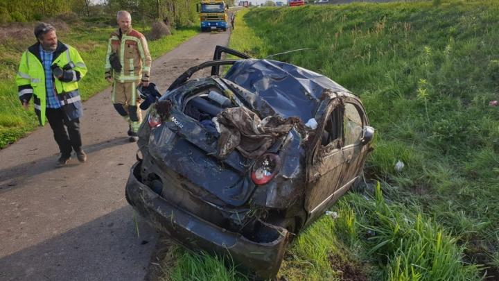 Zwaargewonde Bij Ongeval Op Geelse Ring Rtv