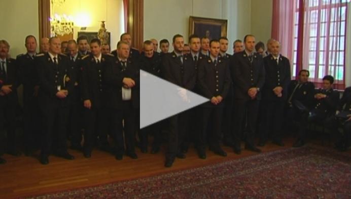 Laatste Sint-Barbara viering brandweer Lier en Ranst