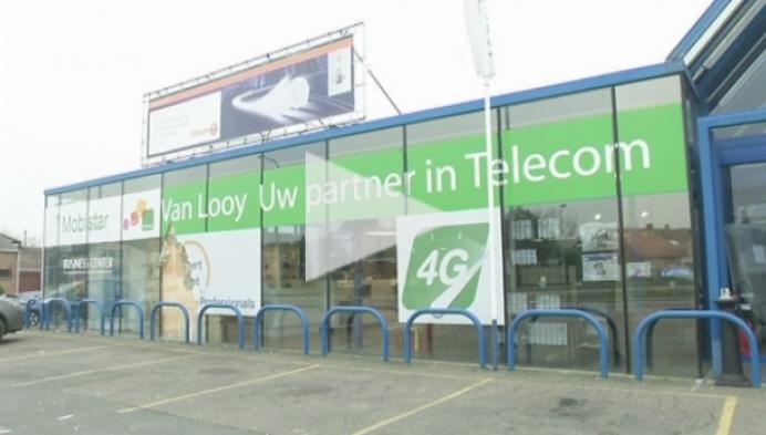 Al negende inbraak bij Telecomcenter in Herentals