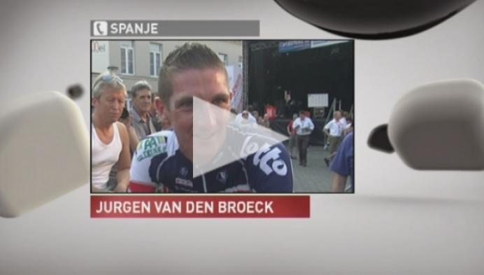 Geen Ronde van Frankrijk voor Jurgen Van den Broeck