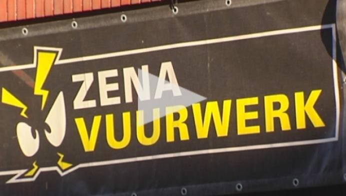 Vuurwerkwinkels gaan dicht na politiecontroles op de grens