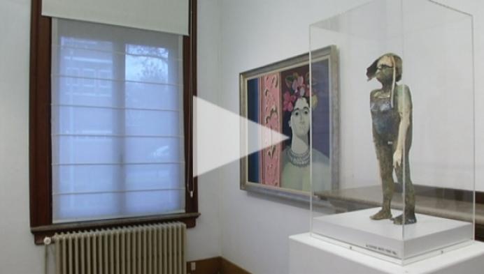 Top kunstwerken trekken provincie rond