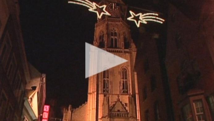 De Kerstparade trekt door Lier