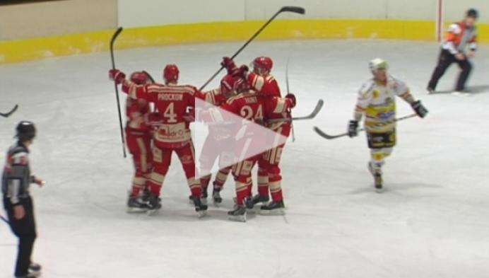 Ijshockey: HYC wint in extermis van Geleen