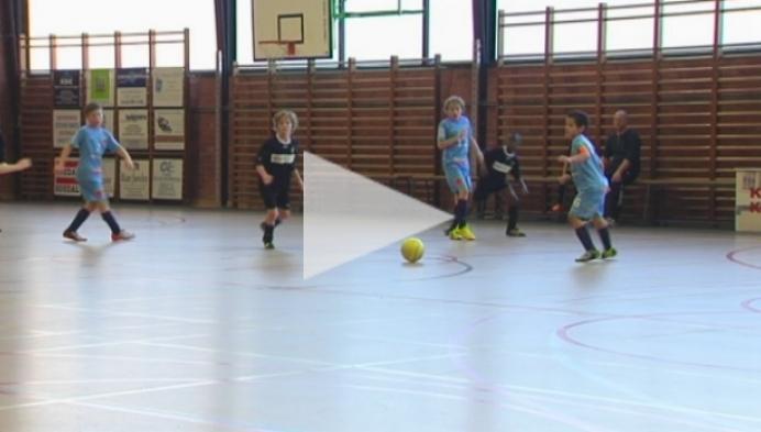AA Drink Jeudgdcup zaalvoetbal opnieuw met zo'n 120 ploegen