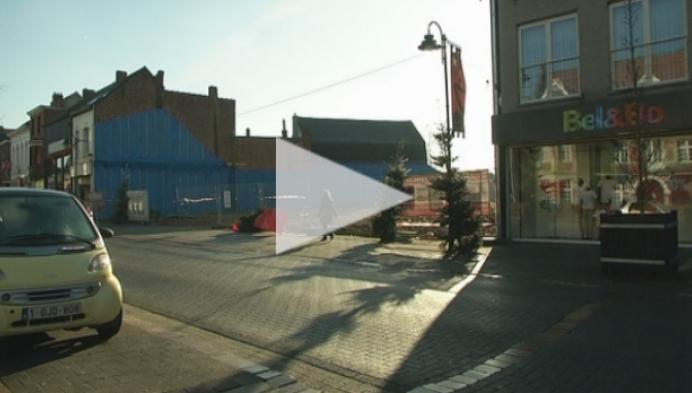 Bouwproject winkelstraat Heist-op-den-Berg vertraagd door geschil