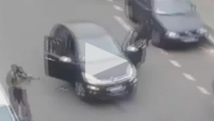 Lierenaar Bart Claus woont in Parijs vlakbij de plaats van de aanslagen