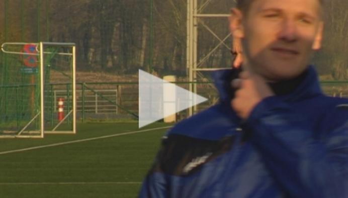 Harm Van Veldhoven leidt eerste training Westerlo