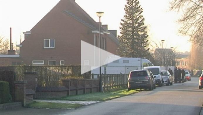Reconstructie moord Korte Elzenstraat in Geel