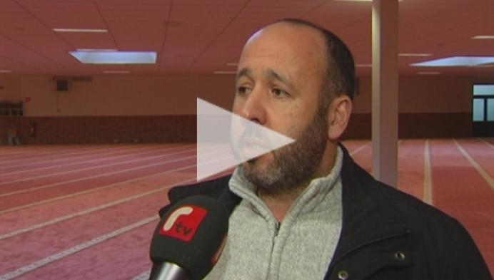 Amokmaker opgepakt aan moskee Mechelen