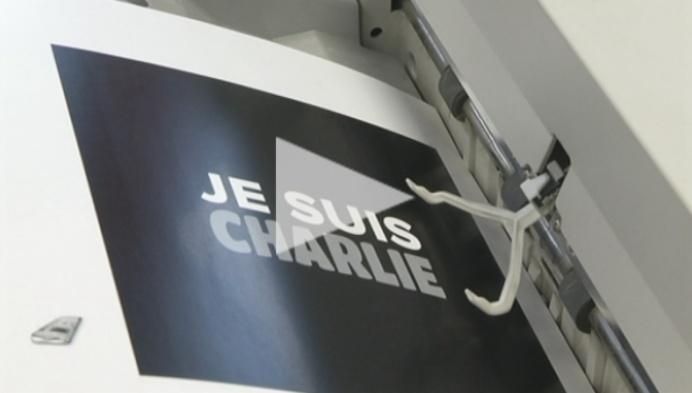 Puurs printbedrijf geeft boek 'Je suis Charlie' uit