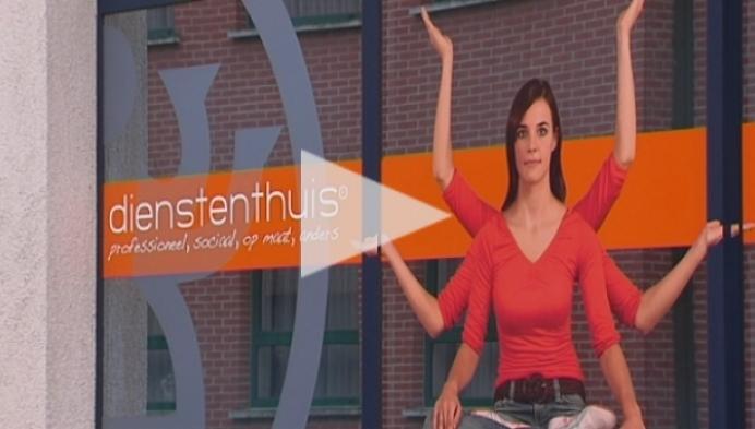 Recordomzet dienstencheques voor Dienstenthuis Turnhout