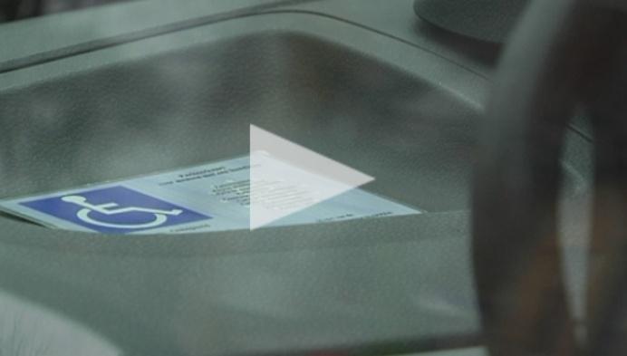 Ruim 500 vervallen parkeerkaarten mindervaliden teruggebracht