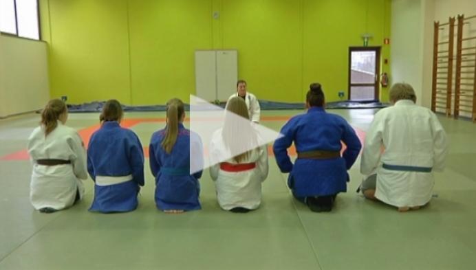 Judo-les van ex-wereldkampioene Catherine Jacques
