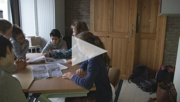 Mechelse school neemt schoolreis Brussel over