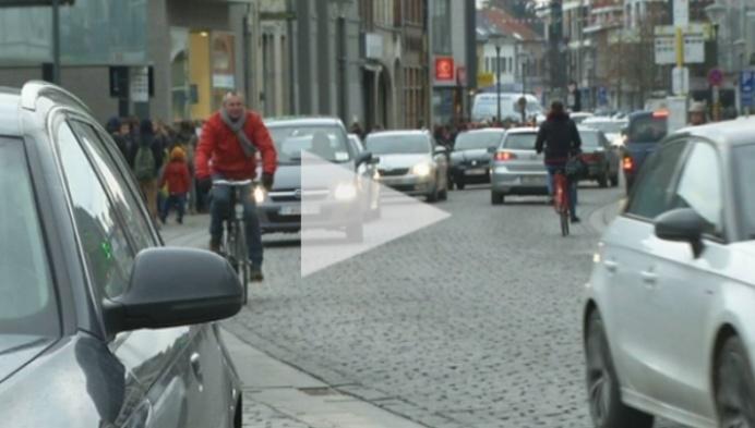 Parkeren in Herentals wordt amper of niet gecontroleerd