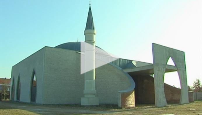 Lierse moskee in modern architecturaal kleedje
