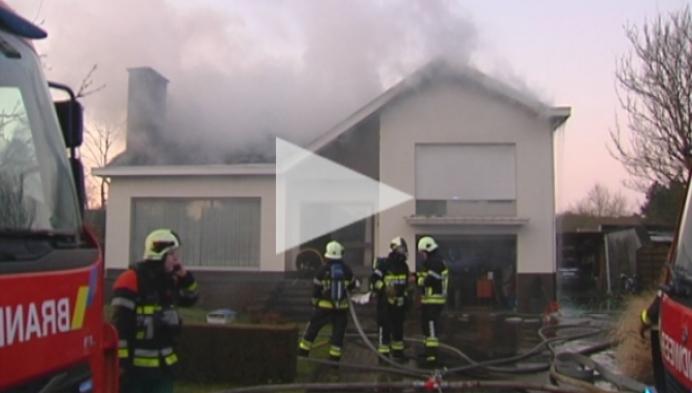 Tweede brand in week tijd in Bouwel