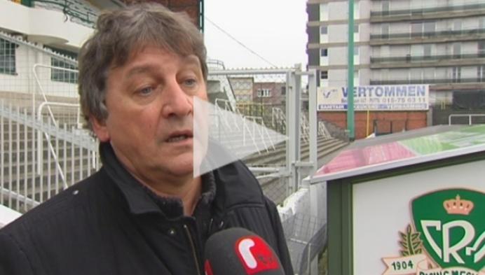 Rellen verwacht bij vergaderig Racing Mechelen