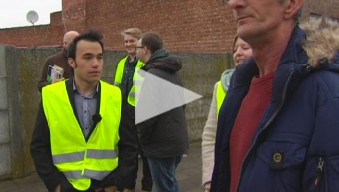 Jong VLD wijst bestuurders de weg in Nekkerspoel