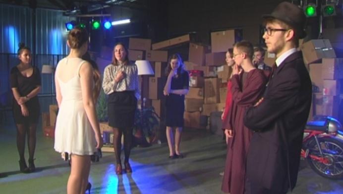 Mechelse jongeren spelen Shakespeare