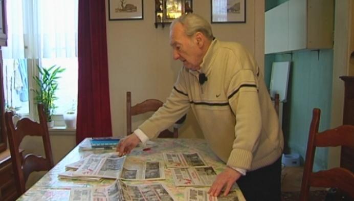 81-jarige duivenreporter schrijft al 40 jaar voor 'De Duif'