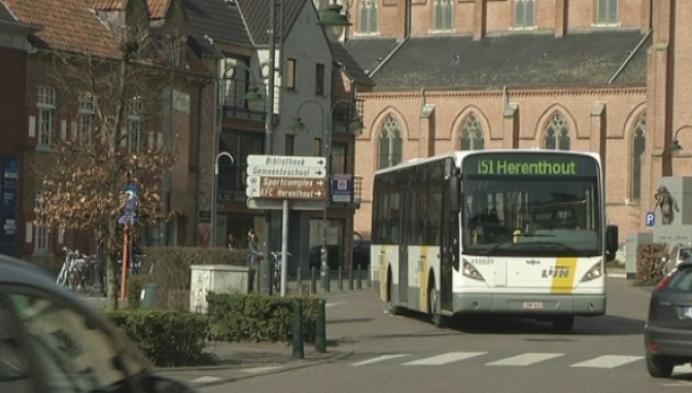 Nieuwe marktbus Herenthout-Lier maatregel voor niets