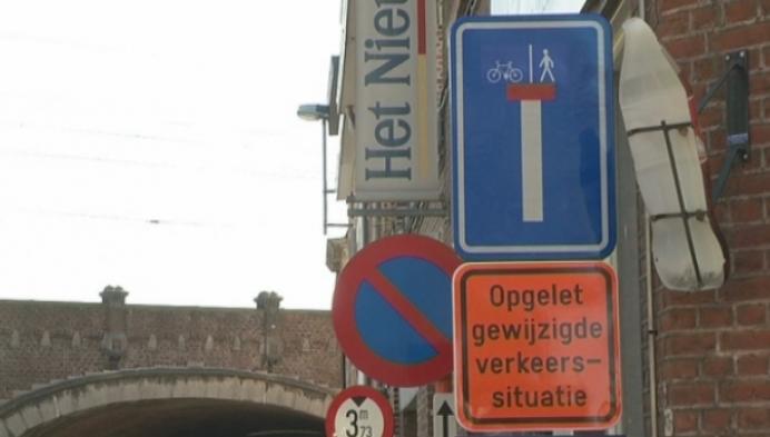 Wijk Nekkerspoel nog steeds even verdeeld over verkeersplan