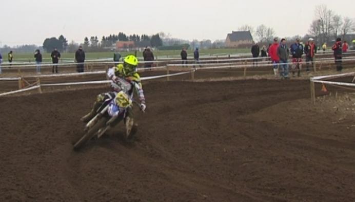 VLM-manche motorcross in Westerlo