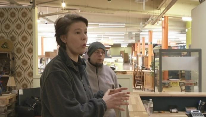 Record aantal bezoekers op retrodag Kringwinkel