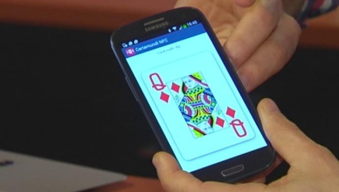 Cartamundi wil dunste chip ter wereld maken