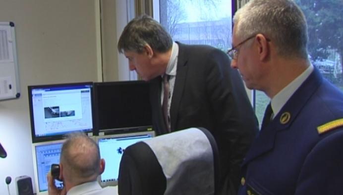 Minister Jambon wil camerasysteem Turnhout voor heel het land
