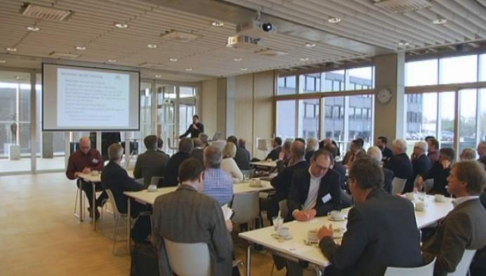 Burgemeesters debatteren met Unizo over belastingen