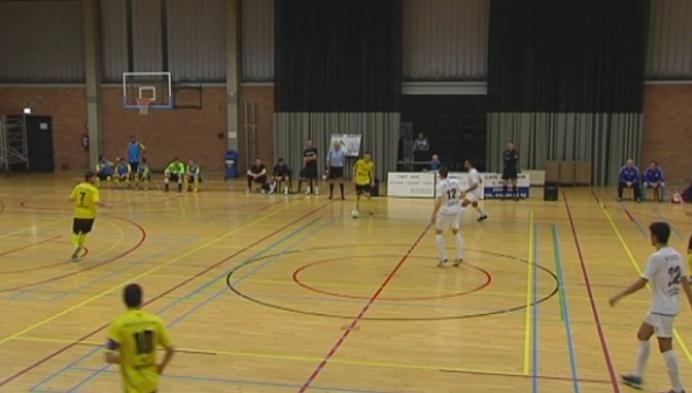 zaalvoetbal Lier-Malle Beerse