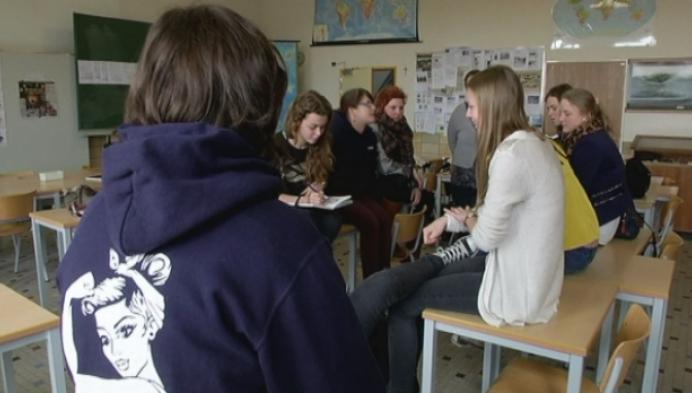 10 leerlingen uit Berlaar geven les in Roemenië
