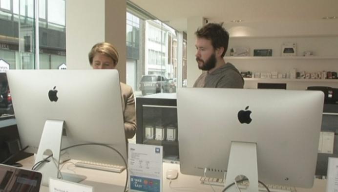 Herentals' familiebedrijf palmt Wallonië in op de Apple-markt
